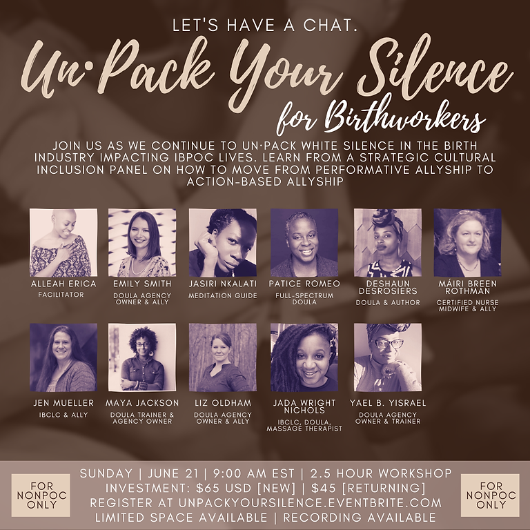 Unpacking White Silence - How to be an ally