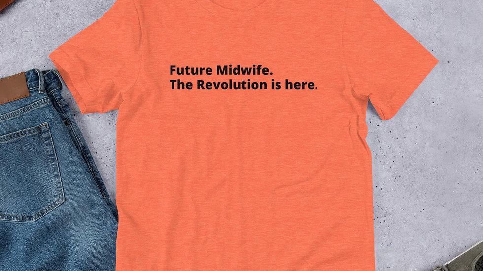 Future Midwife Short-Sleeve Unisex T-Shirt