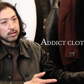 ADDICT CLOTHES と海外展開をサポート