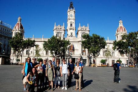 Tour della città di Valencia