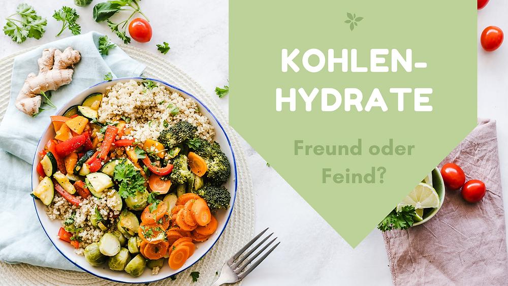 Sind Kohlenhydrate wirklich so schlecht, wie man immer sagt? Was sind Kohlenhydrate überhaupt? Sind Kohlenhydrate Teil einer gesunden Ernährung oder sollte man sie lieber meiden?