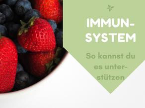 Das Immunsystem - Wofür wir es brauchen und wie wir es stärken können