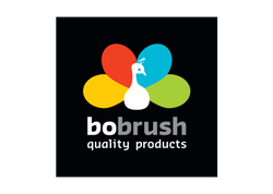 Bobrush logo