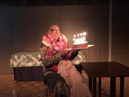 Hookahi Puuwai I ka Hula 2019 楽しい2日間を クム ありがとうございます