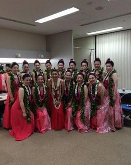 KA HULA2014 ~10周年記念コンサート~大阪公演