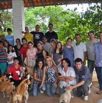 Dia do Voluntário no Abrigo