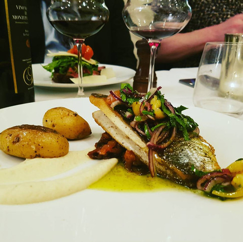La Cucinella, Liège.