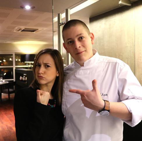 Les candidats belges de Top Chef, leurs resto !
