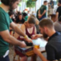 bar à jeux de société paris