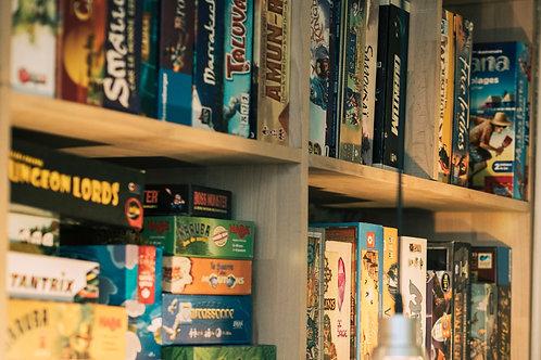 Kit de 3 jeux