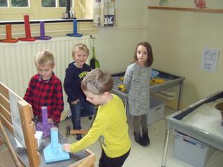 Thema Sinterklaas in de klas