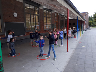 GOK: Kennismaking met onze meter of peter