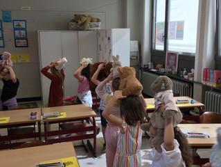 Nieuws van het eerste leerjaar