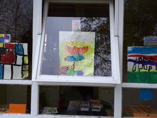 Opdracht: kunstwerk naschilderen