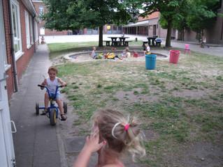 Speeldag 3-jarige kleuters op 't Goor