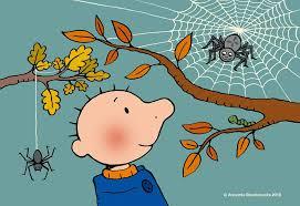 Spinnetje hier, spinnetje daar