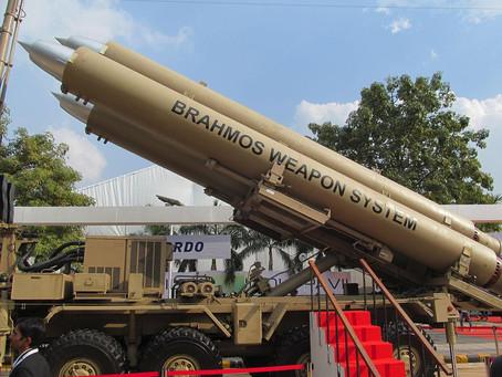 ฟิลิปปินส์สนใจ Brahmos รุ่นยิงจากฝั่ง