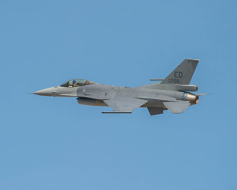 F-16V Takes Flight