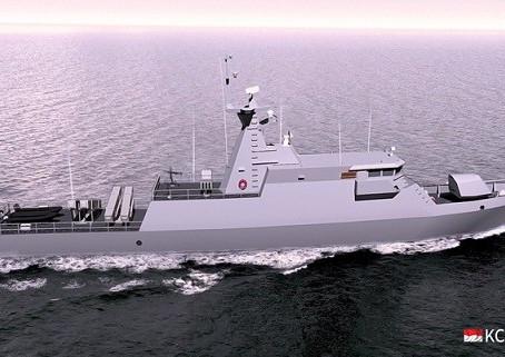 กองทัพเรืออินโดนีเซียเลือก Bofors 57 Mk3 สำหรับเรือโจมตีเร็วโจมตีใหม่
