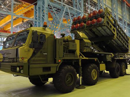 S-350 Vityaz ระบบป้องกันภัยทางอากาศที่จะเข้ามาแทนที่ S-300