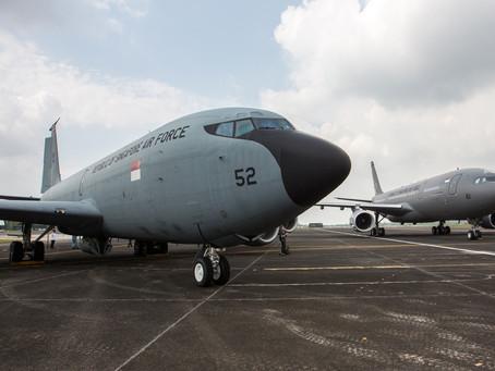 สิงคโปร์หาทางจำหน่ายราชการ KC-135