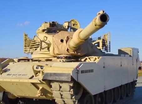 M60 Patton ที่ปรับปรุงโดย Raytheon ดีพอในสงครามสมัยใหม่หรือป่าว?