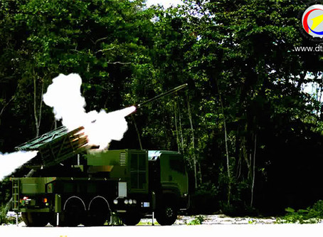 สนามทดสอบอาวุธของ DTI เริ่มมีความคืบหน้าอีกครั้ง