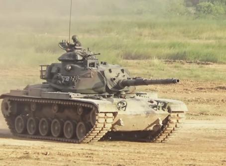 กองทัพบกไทยเตรียมปรับปรุงระบบควบคุมการยิงของรถถังหลัก M60A3 เพิ่มเติม