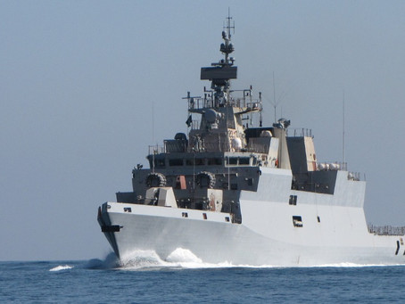 อินเดียจะต่อเรือคอร์เวตต่อต้านเรือดำน้ำเพิ่มอีก 8 ลำ