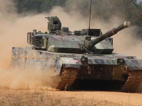 กองทัพไทยบกจัดหา VT-4 เพิ่มอีก 14 คัน