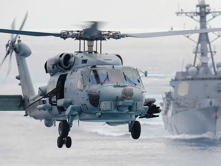 อเมริกาอนุมัติขาย MH-60R ให้ อินเดีย และ เกาหลีใต้