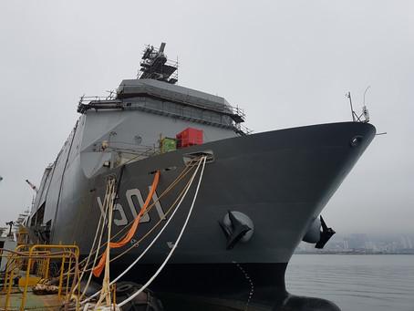 พม่าอาจกำลังจะมีเรือ LPD เข้าประจำการ