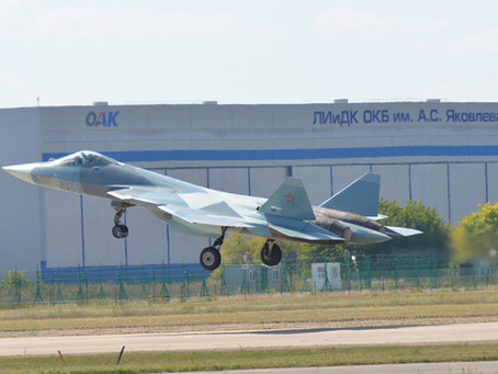 รัสเซียวางแผนเปิดตัวรุ่นส่งออกของเครื่องบินขับไล่ Sukoi Su-57