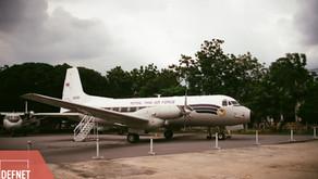 DEFNET Old Cam เอากล้องฟิล์มไปถ่าย  AVRO 748