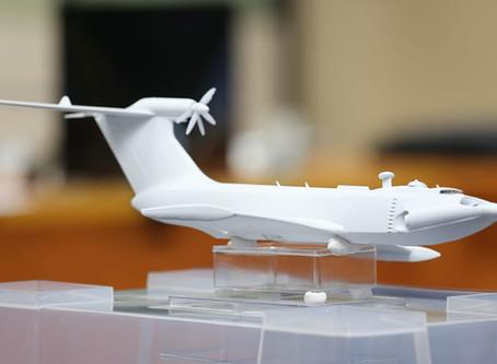 กองทัพเรือไทยเตรียมพัฒนา Ekranoplan
