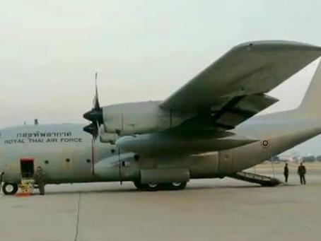 C-130H เครื่องบินลำเลียงหลักของกองทัพอากาศ เก่าแล้วหรือ?