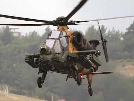 ฟิลิปปินส์ ส่งทหารไปอบรมที่ตุรกีเพื่อรับมอบ เฮลิคอปเตอร์โจมตี T-129B ATAK