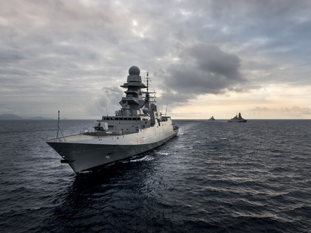 กองทัพเรืออินโดนีเซียลงนามจัดหา FREMM เป็นเรือฟริเกตแบบใหม่