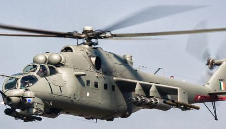 อินเดียเตรียมมอบเฮลิคอปเตอร์โจมตี Mi-25 ให้อัฟกานิสถาน