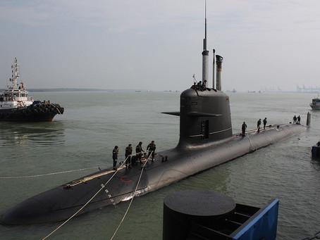 ฟิลิปปินส์ให้ความสนใจเรือดำน้ำฝรั่งเศส