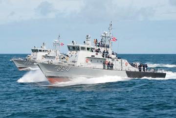 กองทัพเรือลงนามต่อเรือตรวจการใกล้ฝั่งจำนวน 2 ลำ