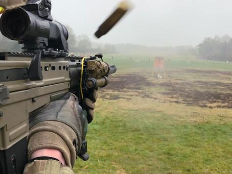 อังกฤษเตรียมหาปืนทดแทน L85 ภายในปี 2025