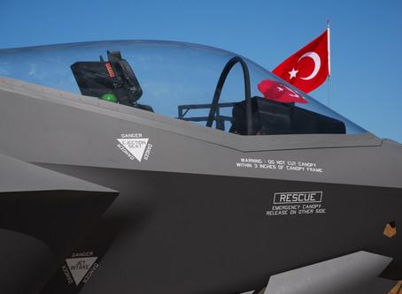 สหรัฐฯตัดตุรกีออกจากโครงการ F-35 : JSF
