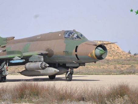 กบฏซีเรีย อ้างยิง Su-22 ของกองทัพอากาศซีเรียตก