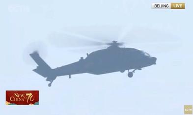 เฮลิคอปเตอร์ Z-20 เข้าประจำการในกองทัพจีนแล้ว