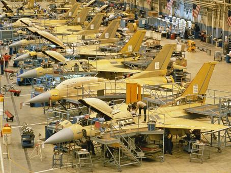 อินเดียจะผลิตปีกเครื่องบินสำหรับ F-16