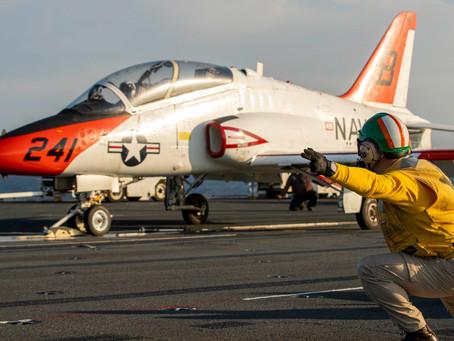 3 บริษัทยักษ์ใหญ่ เร่เสนอเครื่องบินฝึกไอพ่นให้กองทัพเรือสหรัฐฯ