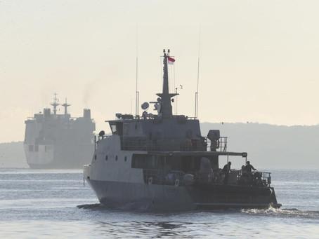กองทัพเรืออินโดนีเซียวางแผน จัดหาเรือกู้ภัยเรือดำน้ำและเรือดำน้ำ ลำใหม่จำนวน 3 ลำ