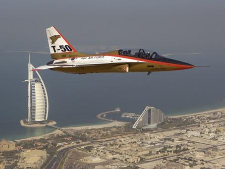 KAI เตรียมแผนอัพเกรด F/A-50  Golden Eagle