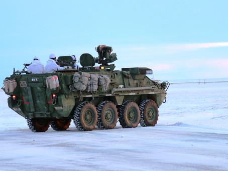 มาซิโดเนียเหนือ จัดหายานเกราะ Stryker จากสหรัฐฯ มูลค่า 210 ล้านเหรียญสหรัฐฯ
